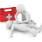 First aid.