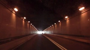 tunnels