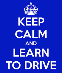 Help, I want to learn to drive