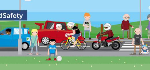 Knowing where to expect vulnerable road users