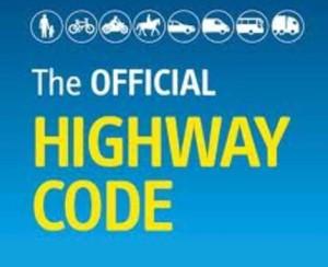 Highway Code e1359239524913