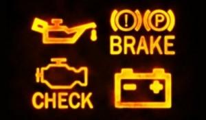 basic car faults