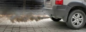 faulty exhaust