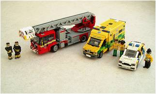 Dealing with Emergency Vehicles