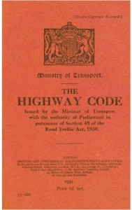 Highway Code Original
