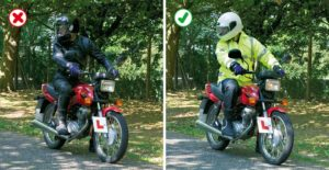 vulnerable road users Motorbikes