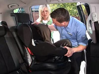 Changes to the child seat belt Law