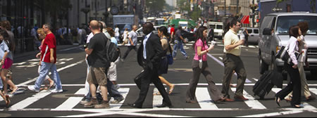 A short history of Pedestrian Crossing