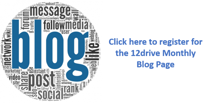 Join the FREE Monthly Blog Page