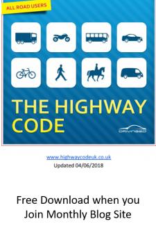 Highway code PDF Dowlnoad