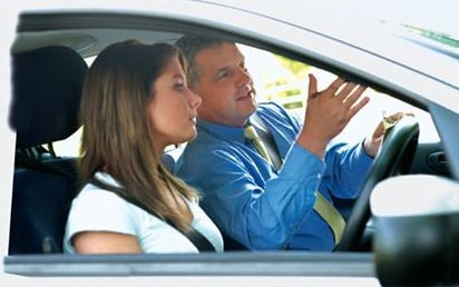 On line training course - Learn to drive with online training notes